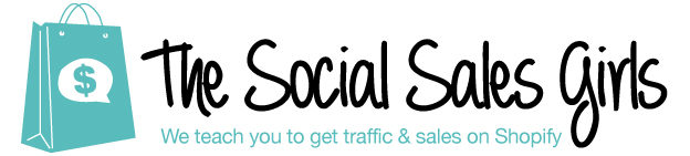 The Social Sales Girls logo